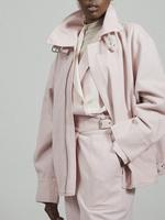 Rachel Comey Rachel Comey Vigilant Coat in Pink