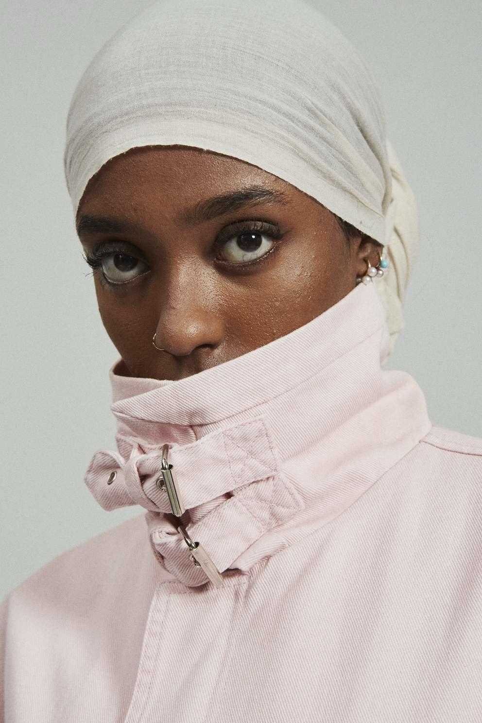 Rachel Comey Vigilant Coat in Pink