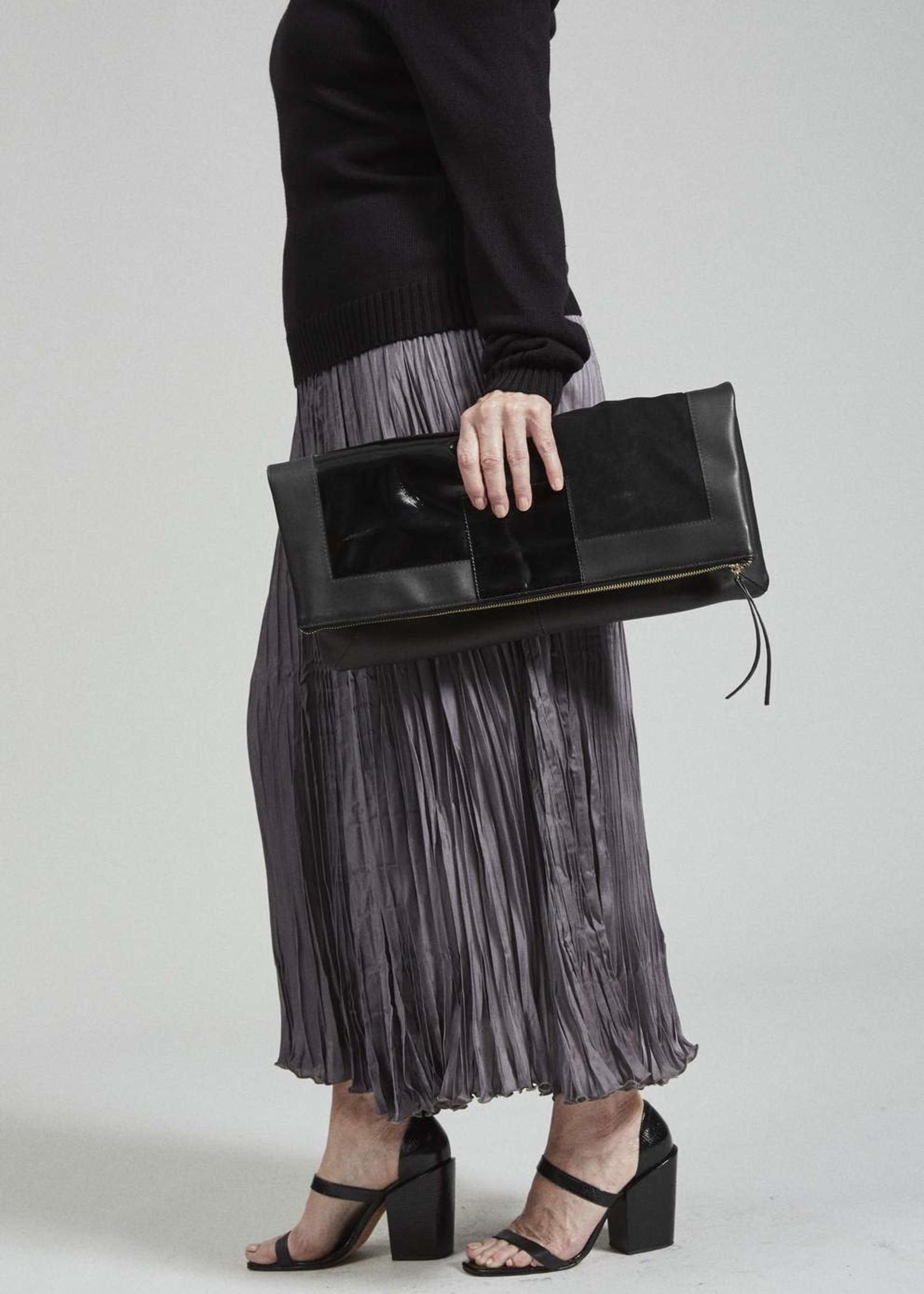 Rachel Comey Rachel Comey Oates Pleated Skirt in Charcoal