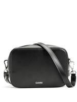 GANNI GANNI Small Leather Bag in Black