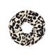 GANNI GANNI Leopard Scrunchie