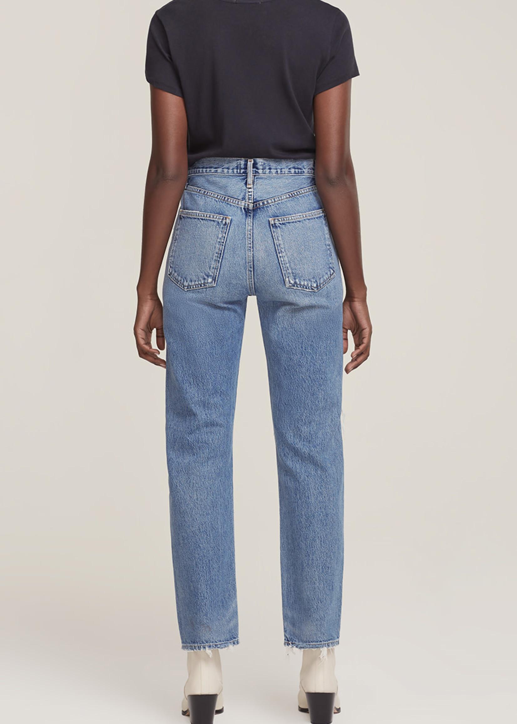 AGOLDE 90's Pinch Waist Jean in Lineup