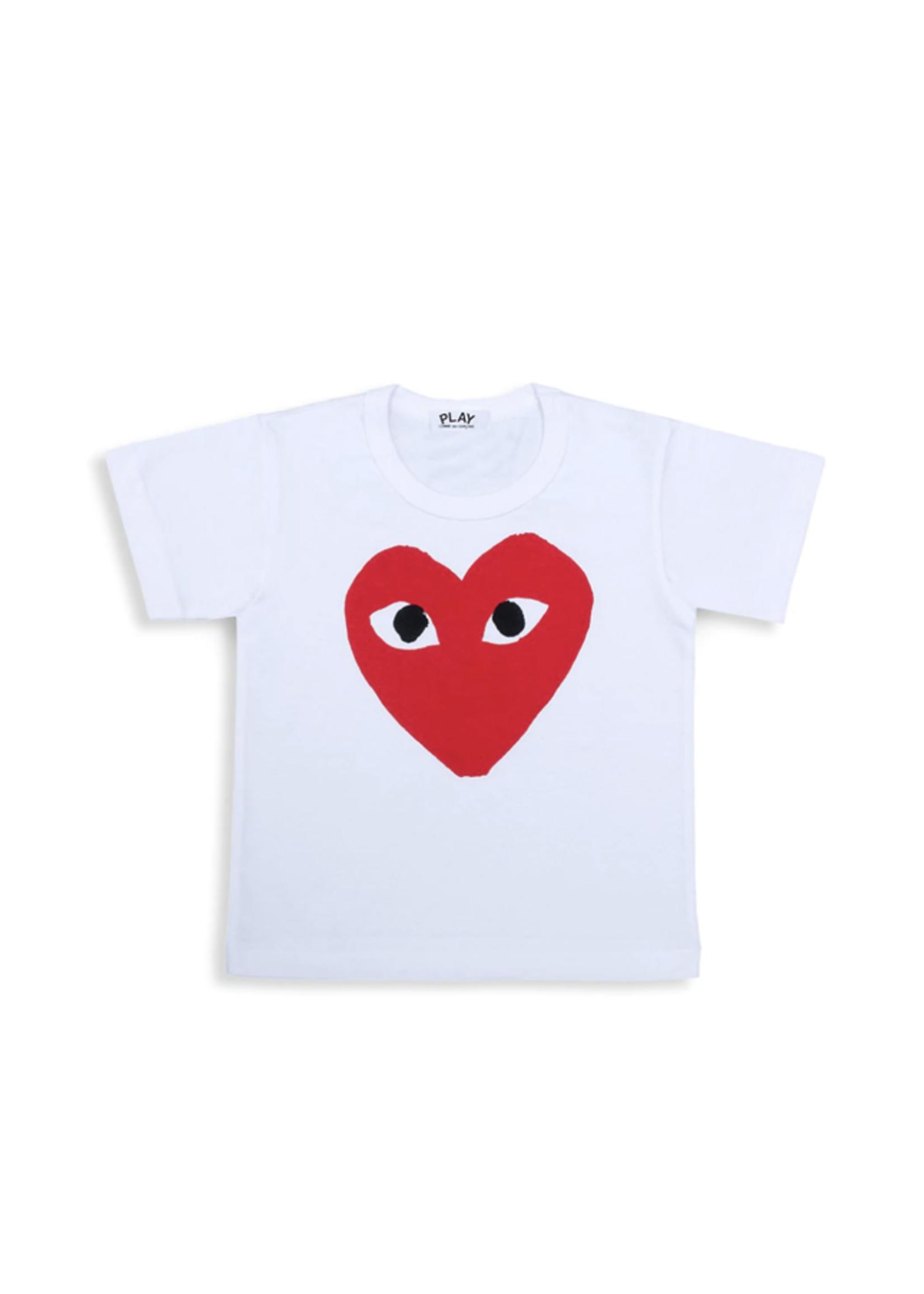 COMME des GARÇONS PLAY Comme des Garçons PLAY Kids T-shirt