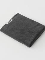 TEKLA TEKLA Organic Bath Towel in Charcoal
