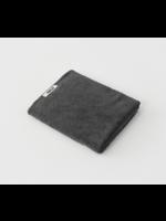 TEKLA TEKLA Organic Bath Towel in Charcoal
