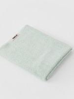 TEKLA TEKLA Organic Bath Towel in Mint