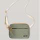 GANNI Recycled Tech Shoulder Bag in Olive