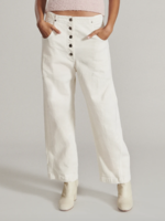 Rachel Comey Elkin Jean in Dirty White