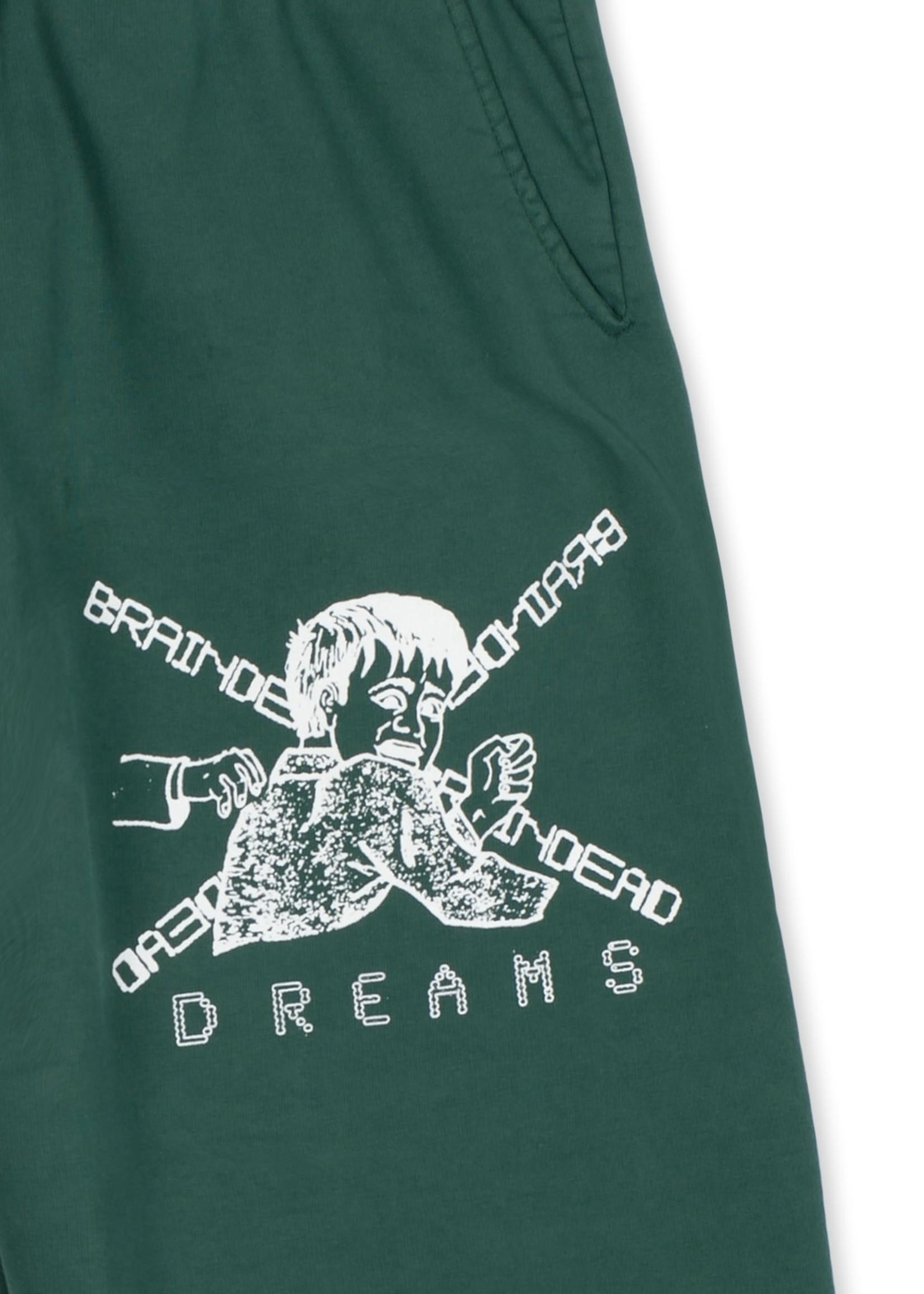 Brain Dead Brain Dead Dreams Sweatpants in Mallard Green