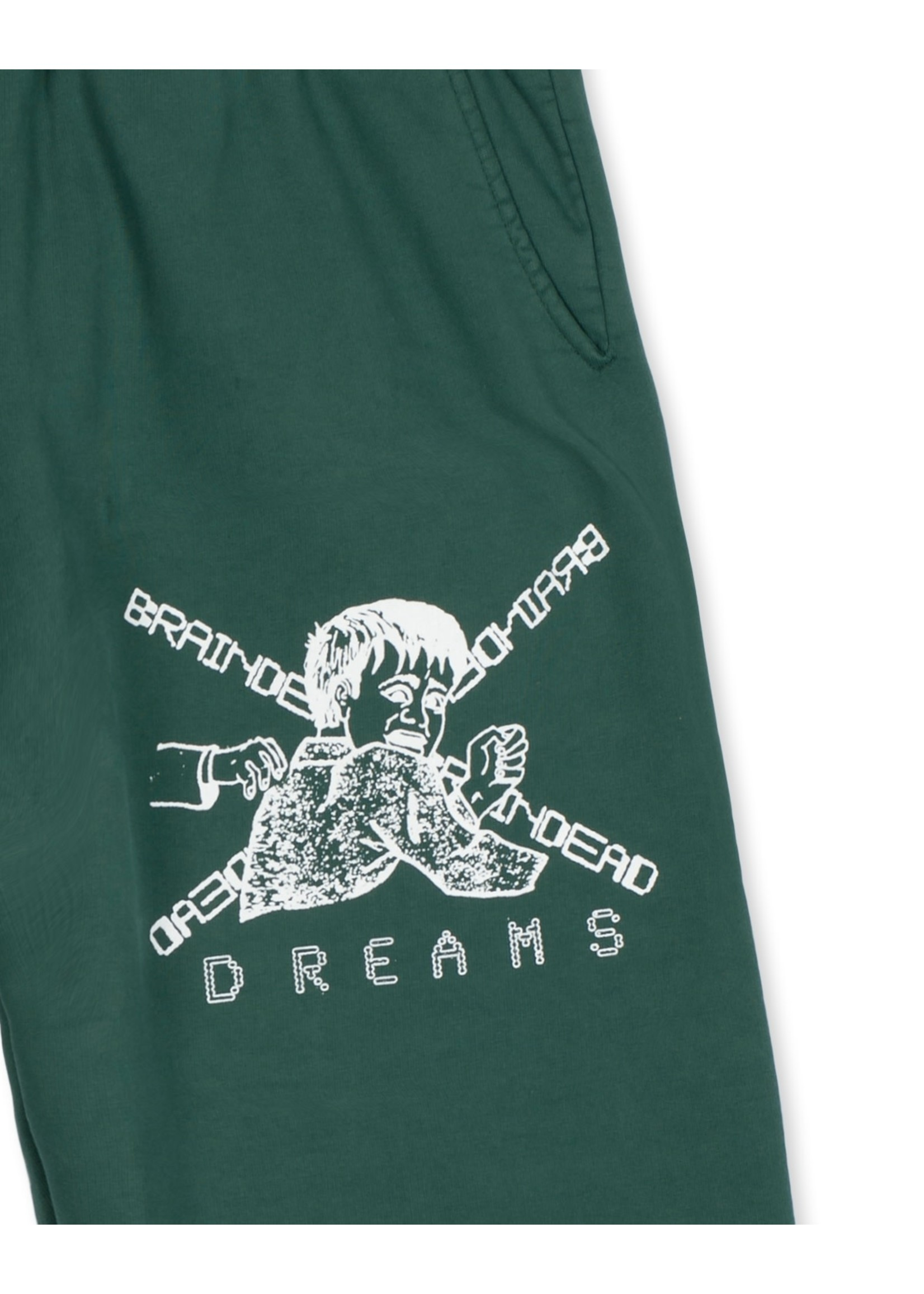 Brain Dead Brain Dead Dreams Sweatpants in Mallard Green