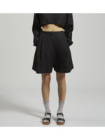 Rachel Comey Rachel Comey Bandini Linen Shorts in Black