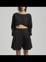 Rachel Comey Rachel Comey Labriola Linen Top in Black