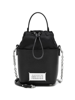 Maison Margiela 5AC Bucket Bag in Black