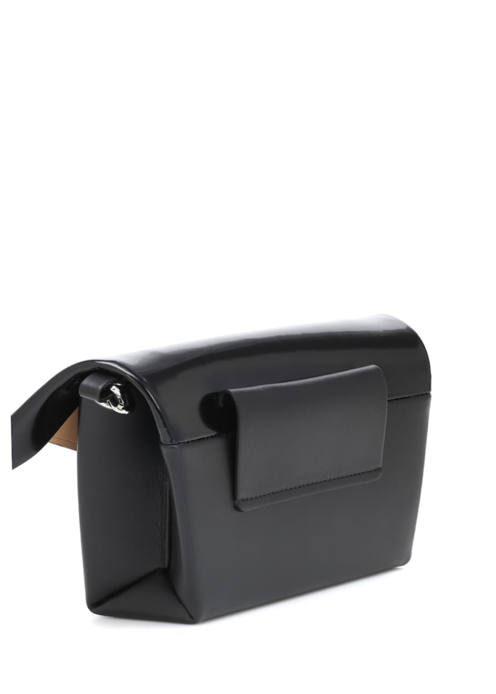 Maison Margiela Small Snatched Bag in Black