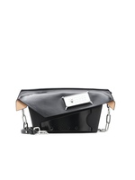 Maison Margiela Maison Margiela Small Snatched Bag in Black