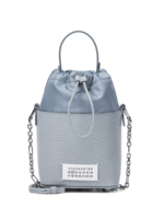 Maison Margiela 5AC Bucket Bag in Lake