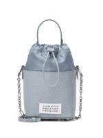 Maison Margiela 5AC Bucket Bag in Lake