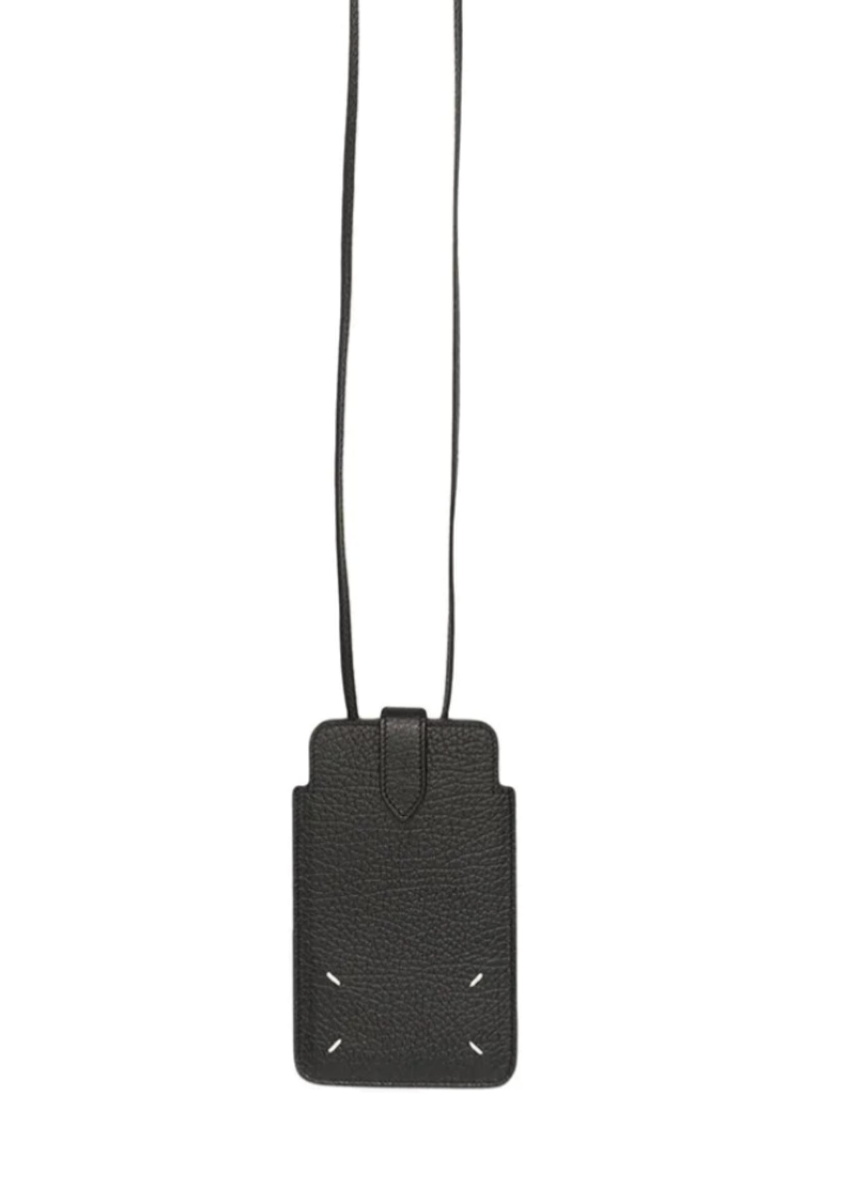 Maison Margiela Cell Phone Pouch Black