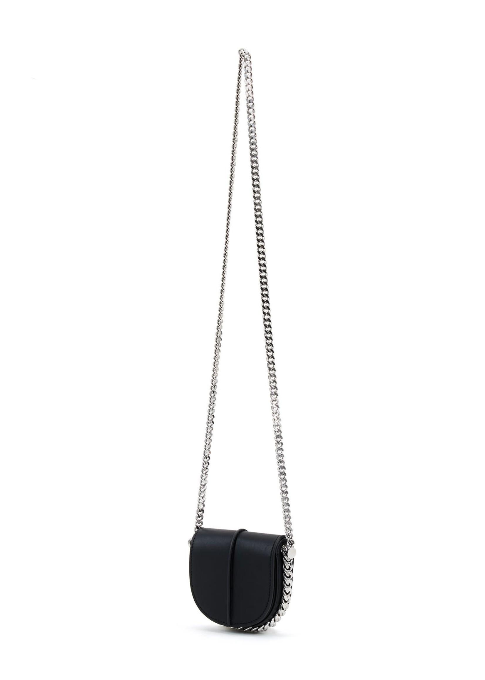 KARA Infinity Case Mini Bag in Black