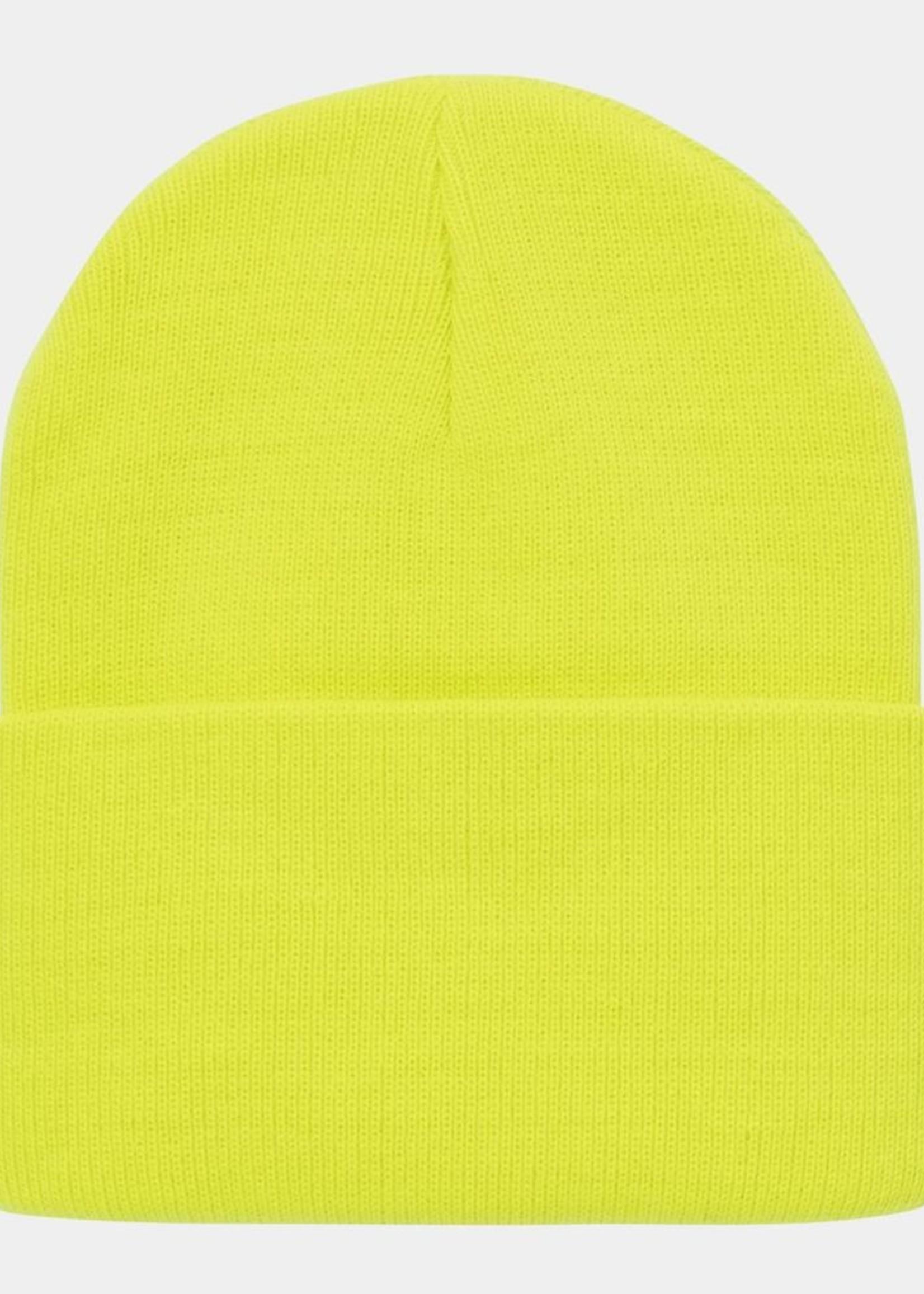 Carhartt Work In Progress Acrylic Watch Hat in Limeade