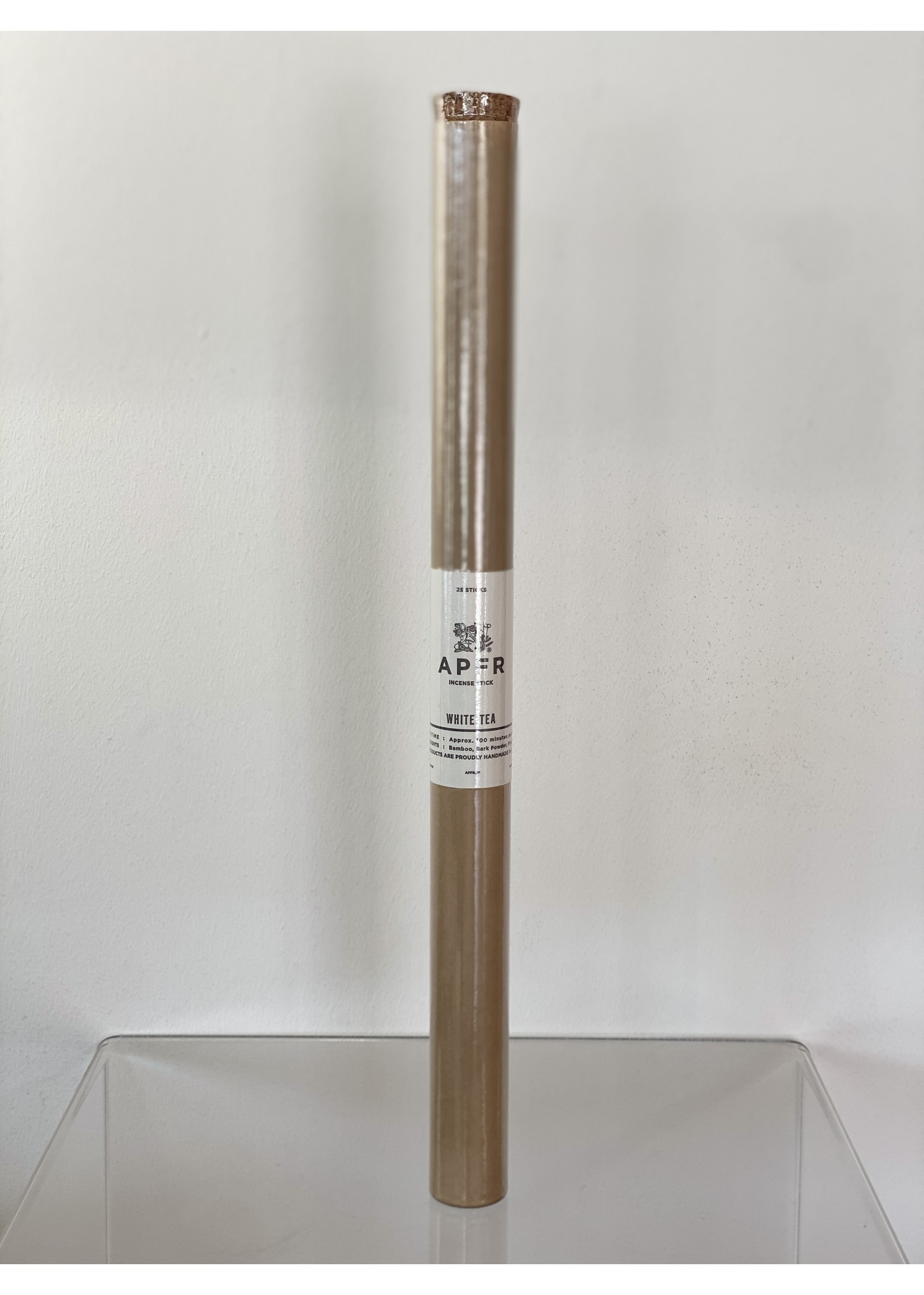 APFR Japan Japanese Incense: White Tea