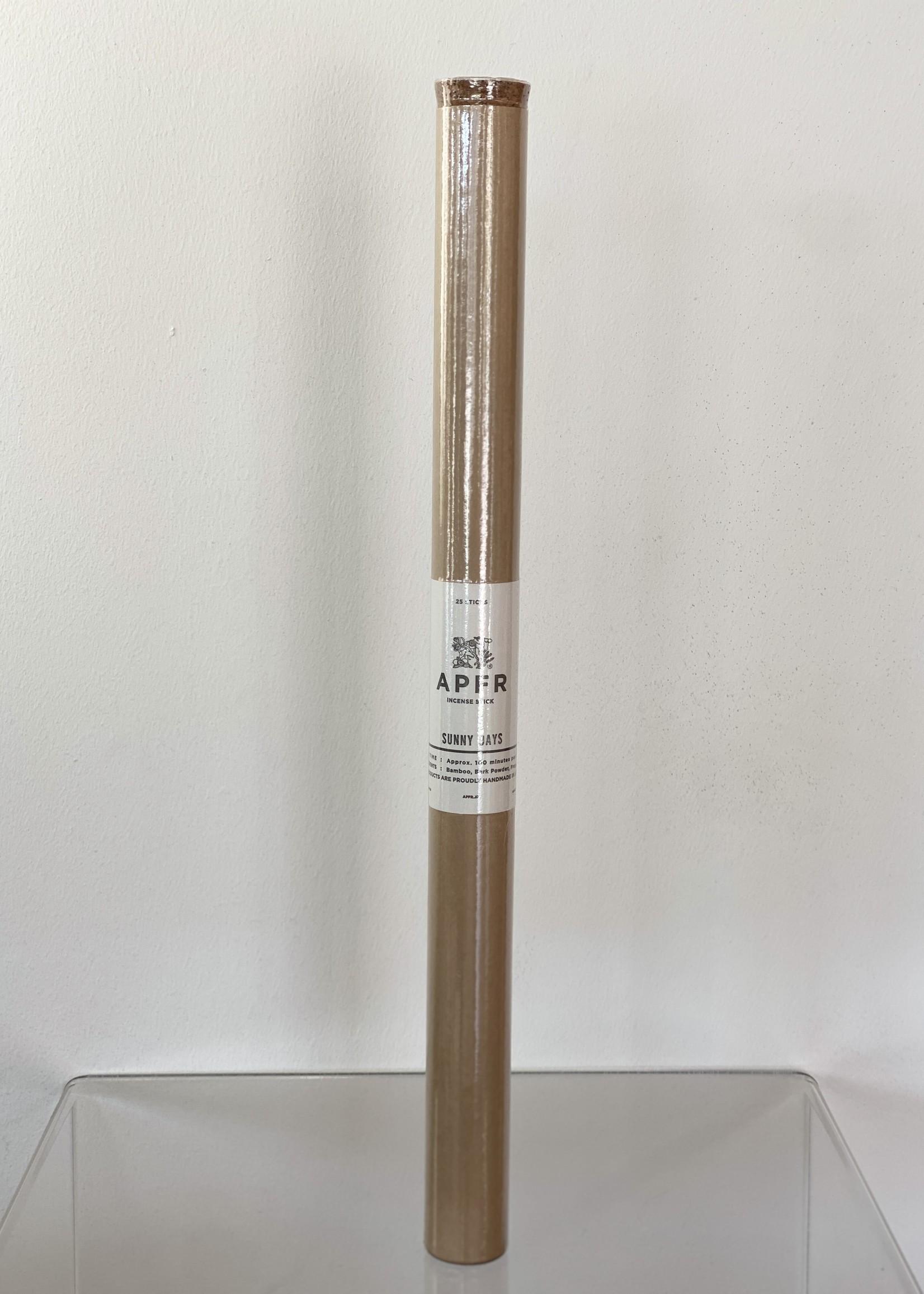APFR Japan Japanese Incense: Sunny Days