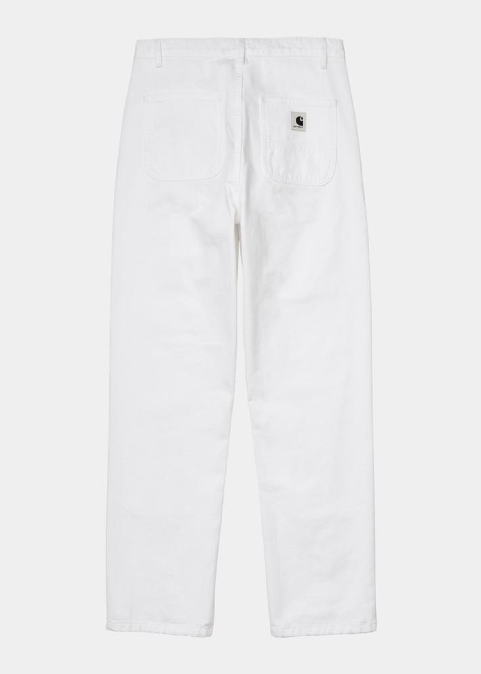 Carhartt Work In Progress Sonora Double Knee Pant in White