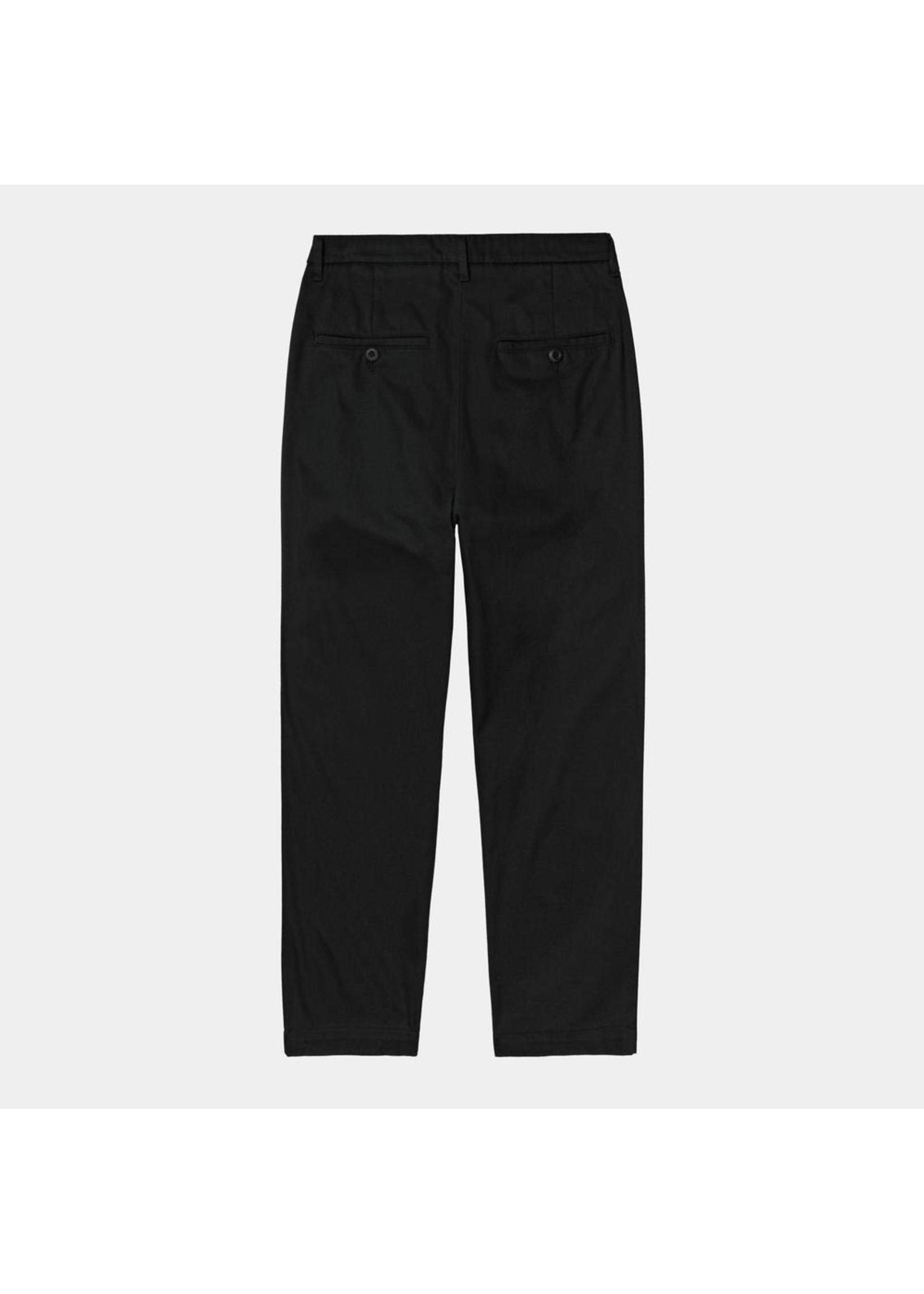 Carhartt Work In Progress Cara Pant Black Rinsed