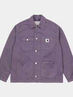 Carhartt Work In Progress Women's Michigan Chore Coat in Purple