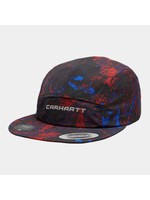 Carhartt Work In Progress Carhartt WIP Terra Nylon Cap in Black Satellite