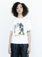 MM6 MAISON MARGIELA MM6 Maison Margiela Studio Graphic Sweatshirt in White