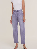 AGOLDE 90's Pinch Waist Jeans in Ashberry Purple
