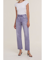 AGOLDE AGOLDE 90's Pinch Waist Jeans in Ashberry Purple