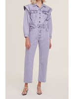 AGOLDE AGOLDE Reyna Jumpsuit in Ashberry Purple