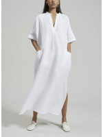 Rachel Comey Rachel Comey Culver Linen Dress in White