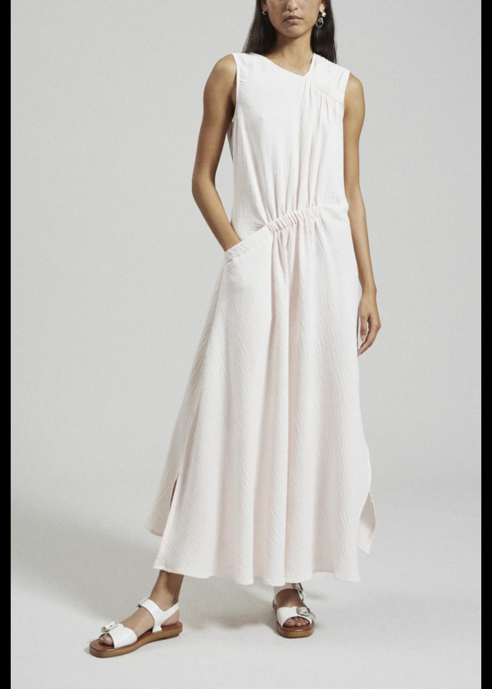 Rachel Comey Slice Dress in Peach
