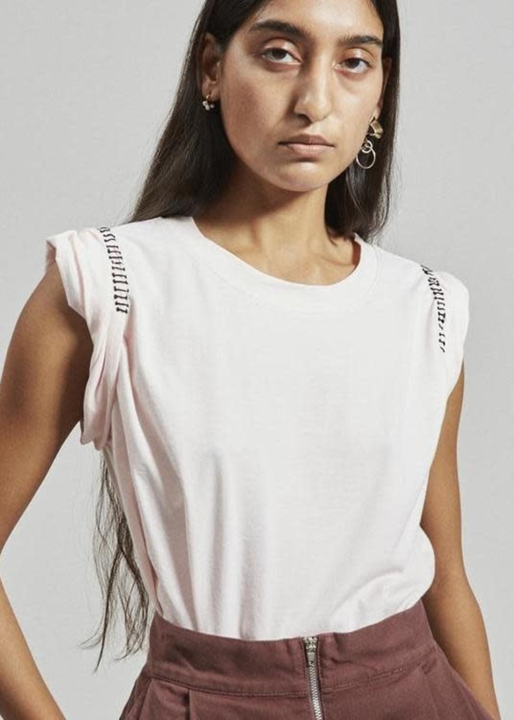 Rachel Comey Miles Tee in Pink