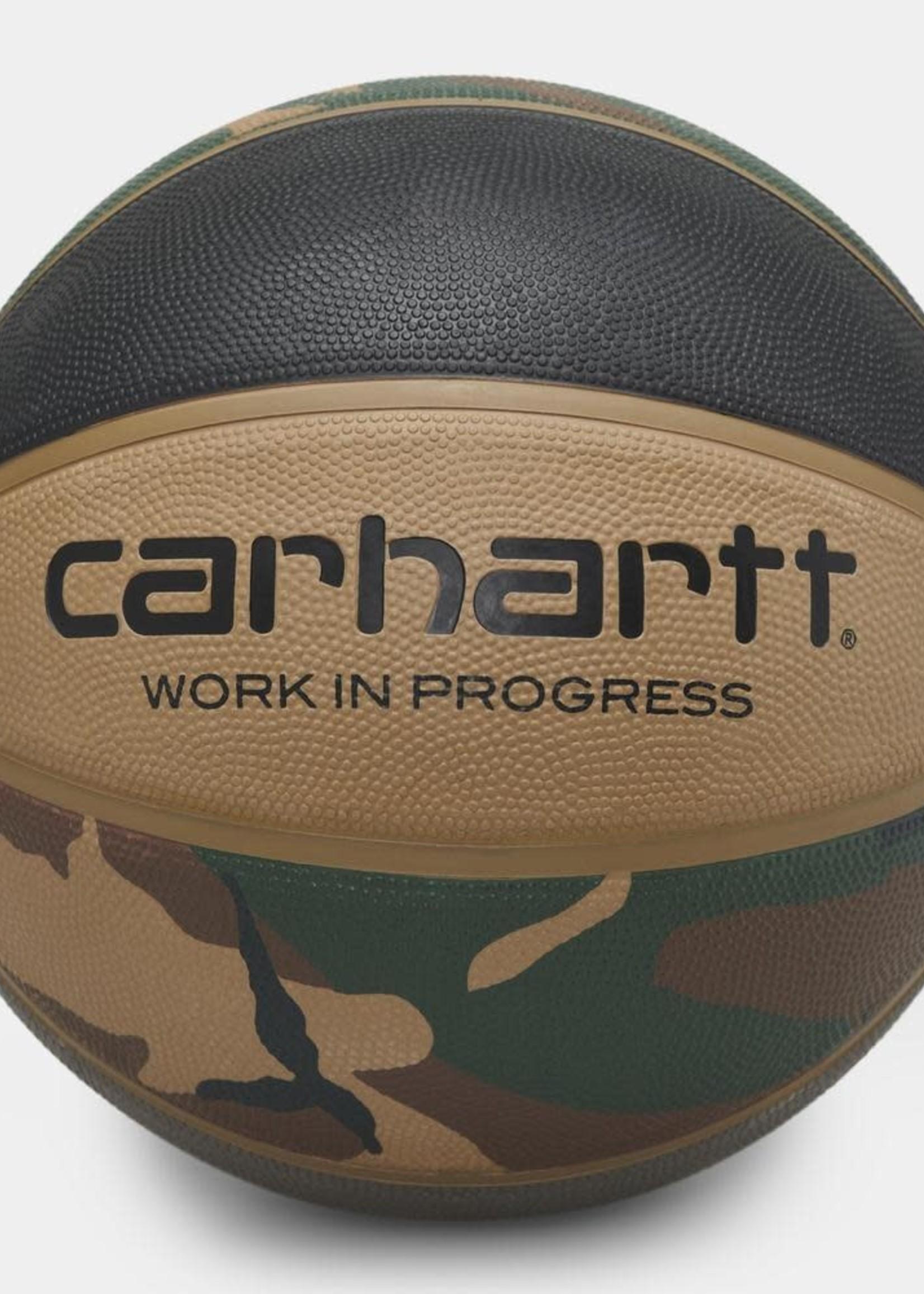 Carhartt Work In Progress Logo Spalding Basketball