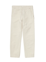 Carhartt Work In Progress Wesley Work Pant In Natural