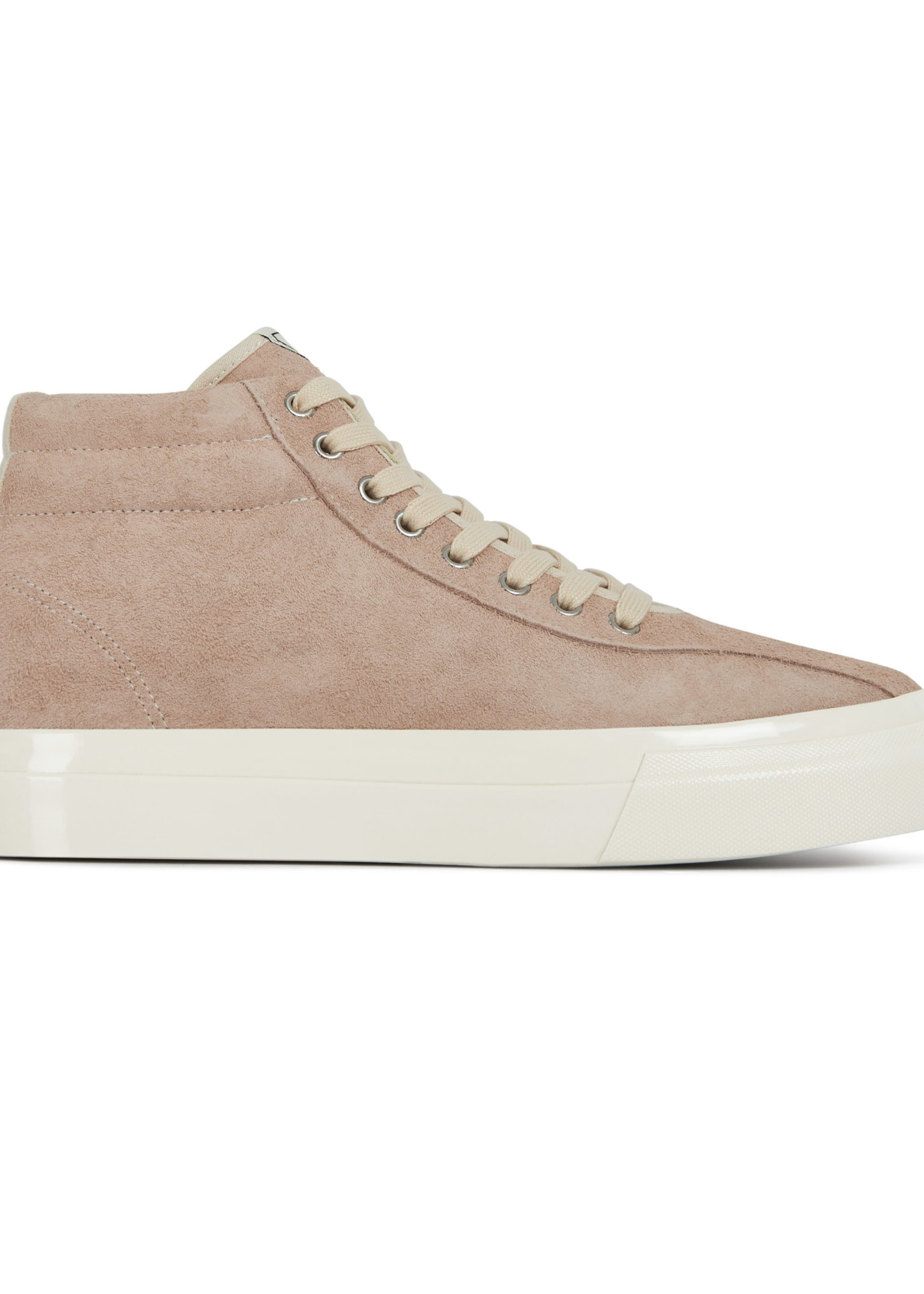 Stepney Workers Club SWC Varden High Tops in Pink Suede