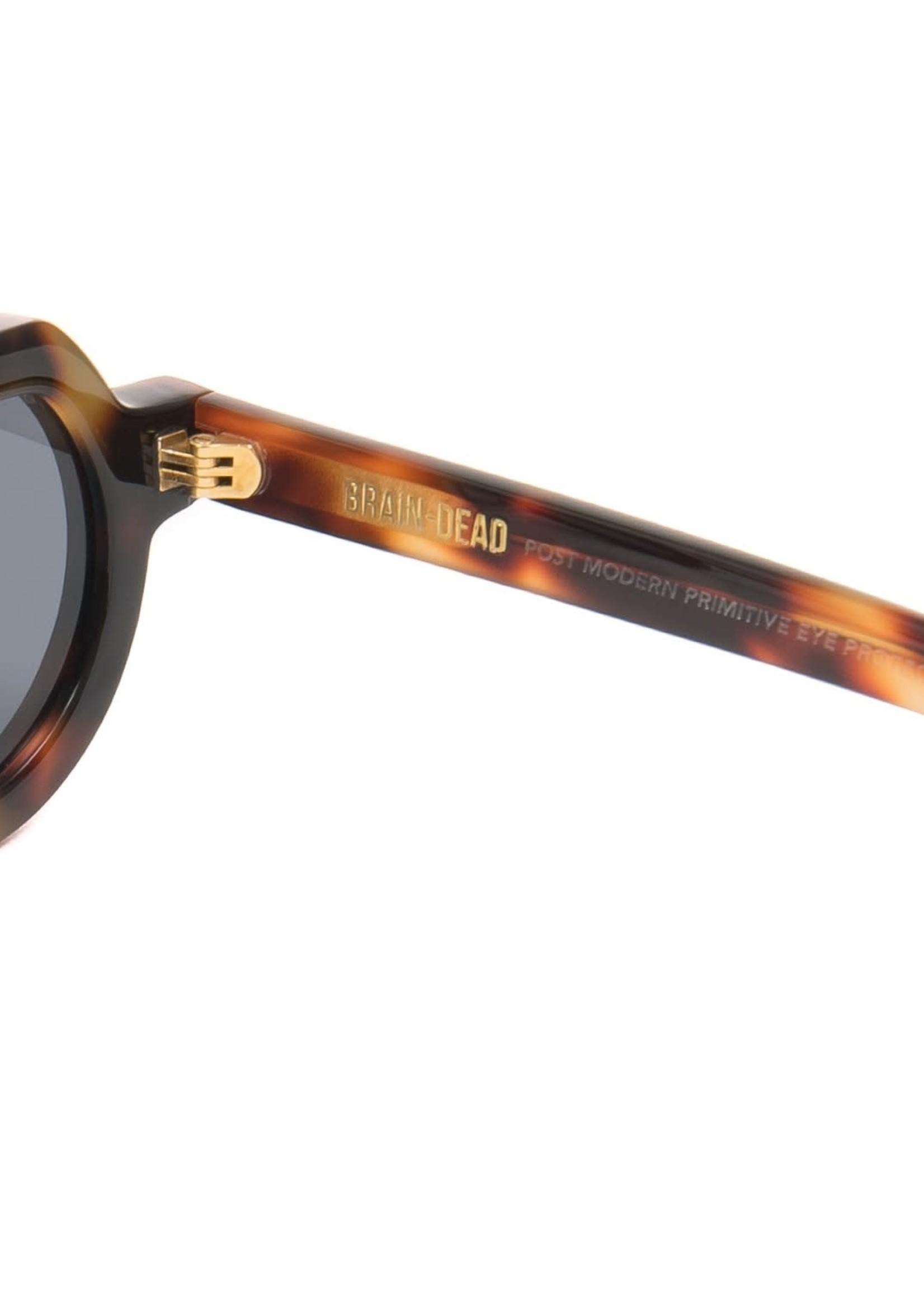 Brain Dead Tani Sunglasses in Tortoise / Black
