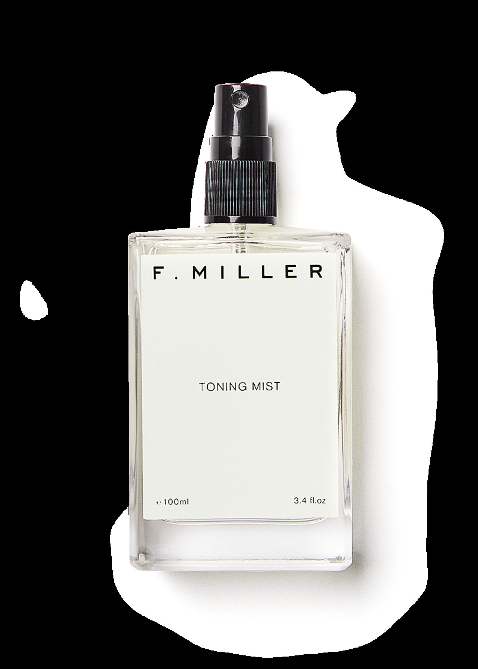 F. MILLER Toning Mist