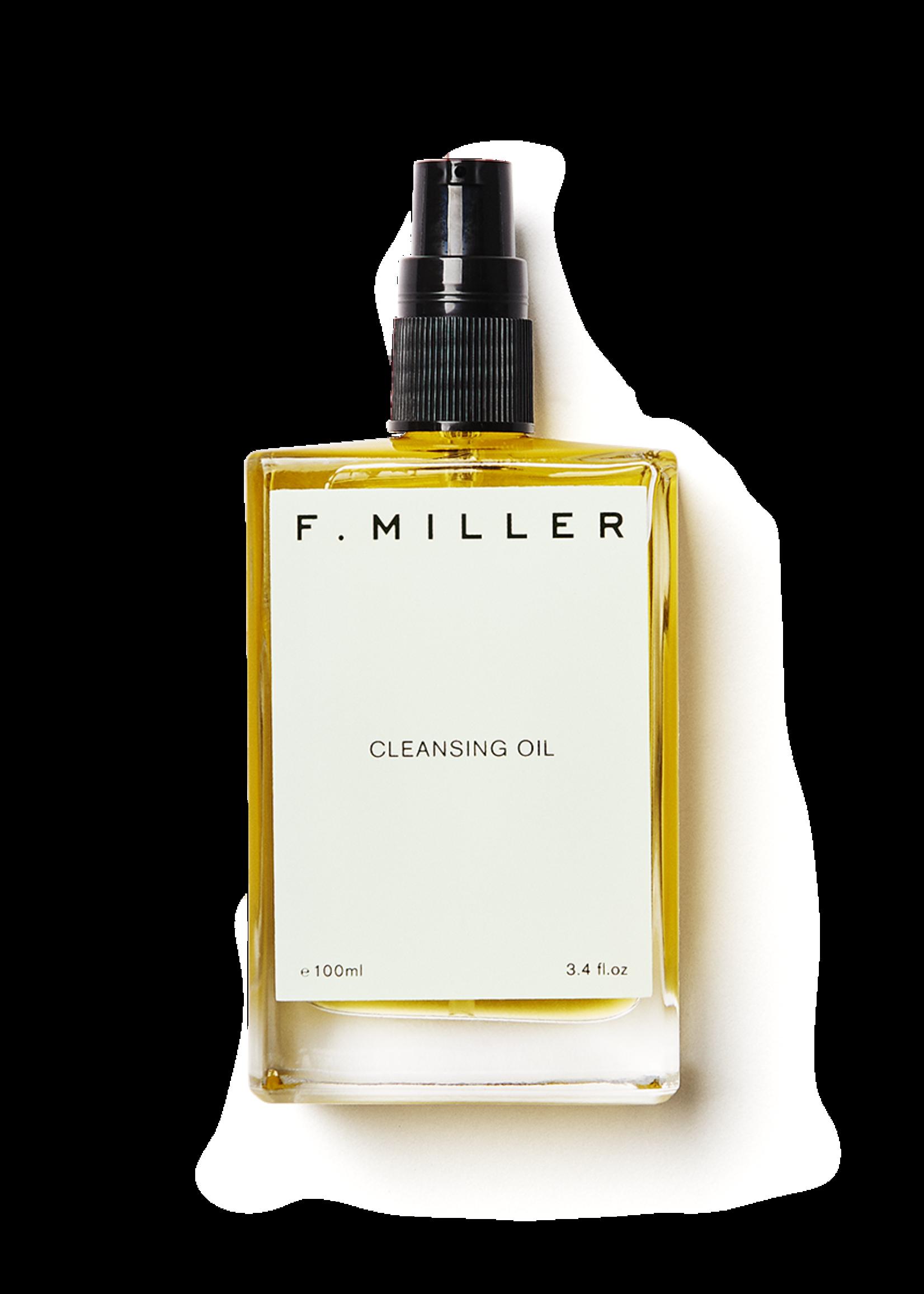 F. MILLER Cleansing Oil