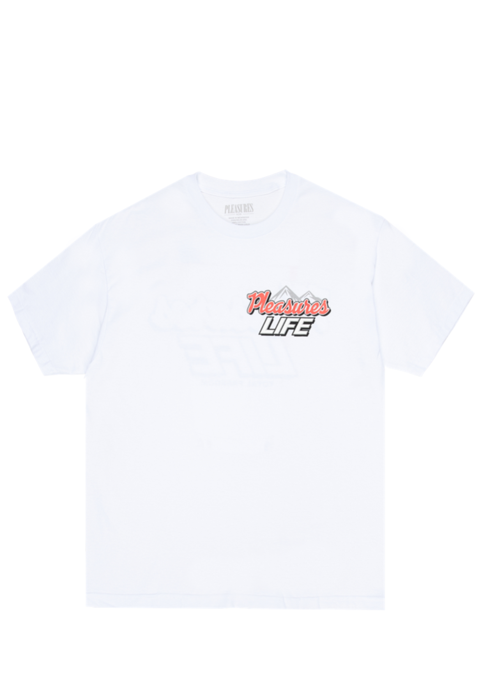 PLEASURES Refresh T-shirt in White