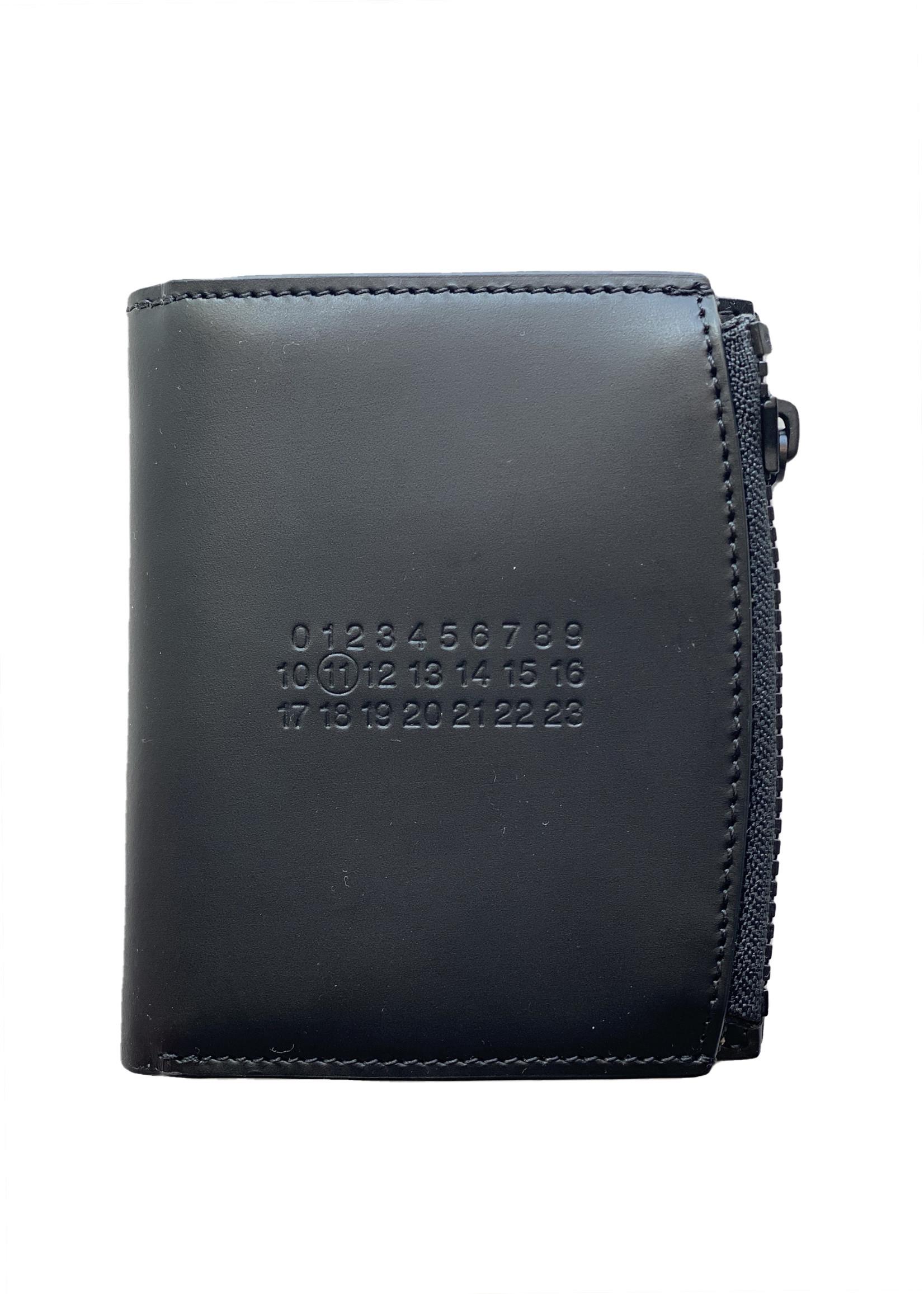 Maison Margiela Bifold Wallet in Black