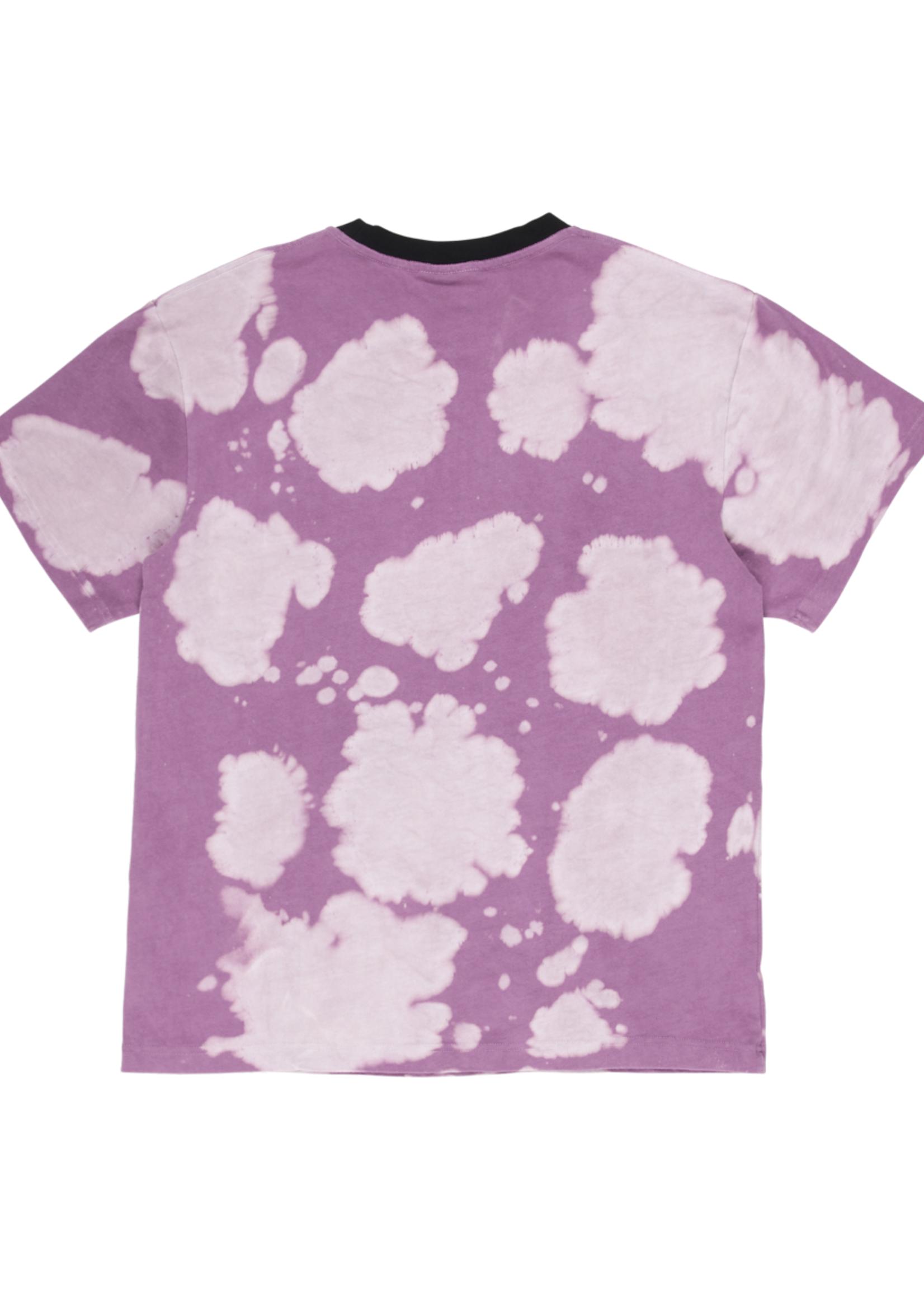 PLEASURES Swinger Dye Shirt in Purple