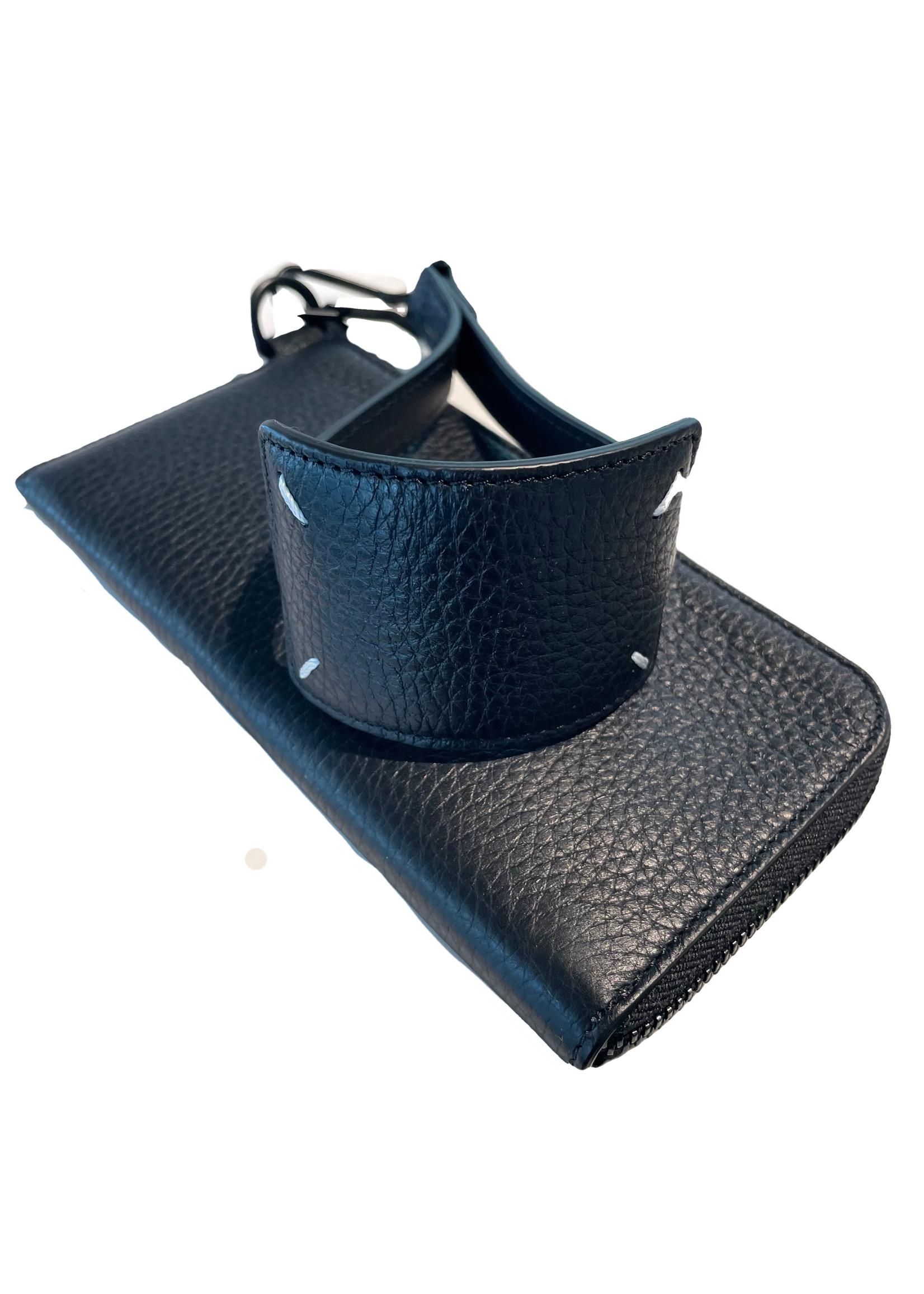 Maison Margiela Zip Wallet with Cuff