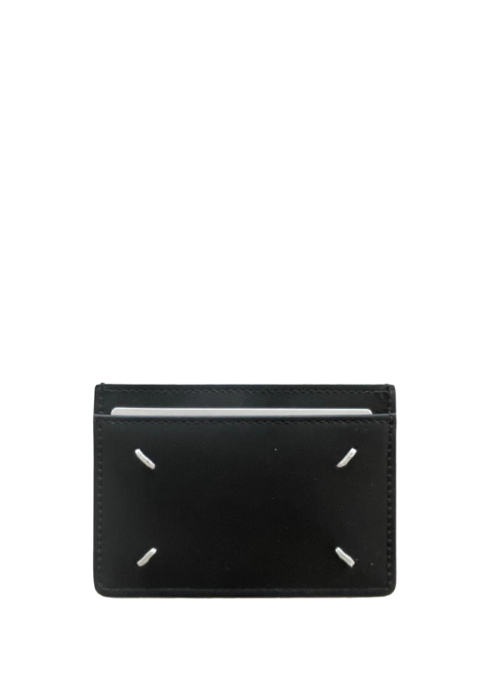 Maison Margiela Card Holder in Black