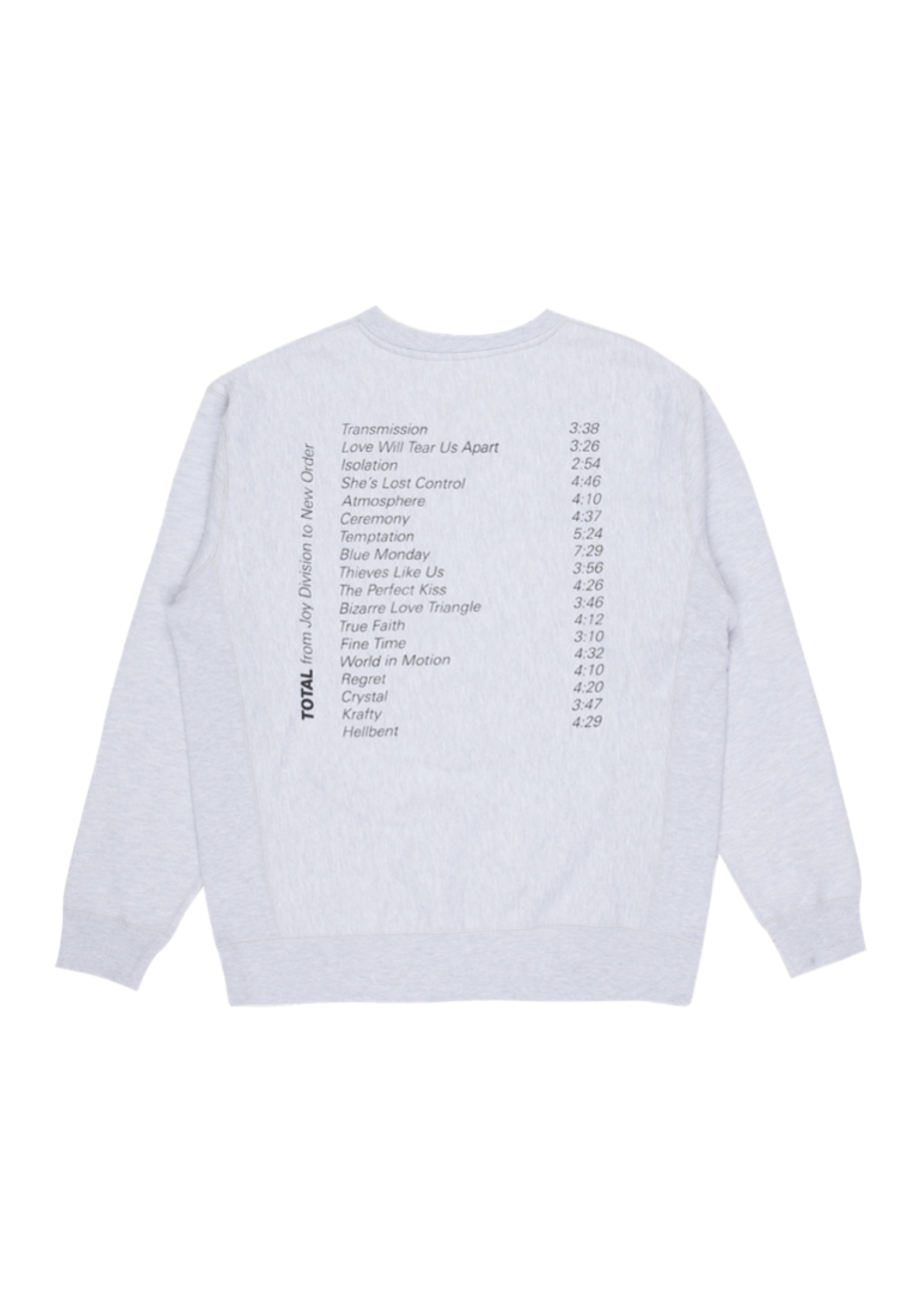 PLEASURES New Order Total Sweatshirt