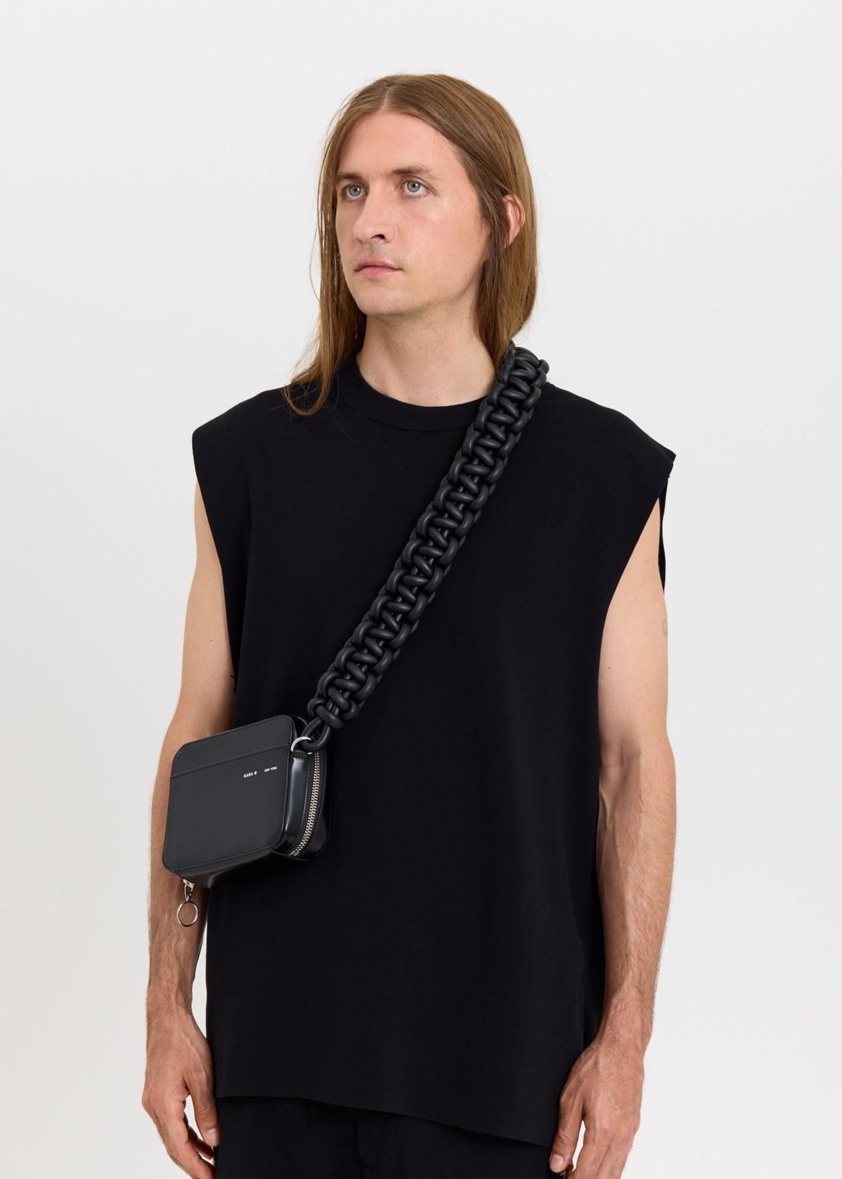 KARA Cobra Camera Bag in Black